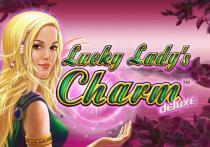 Novomatic slot lucky lady's charm