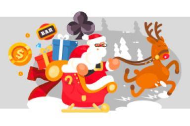 Happy Holiday Bonus: Schnappen Sie sich die festlichsten Boni