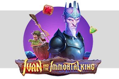 Ivan and the Immortal King™ - Der neue Quickspin Slot hat uns verzaubert!