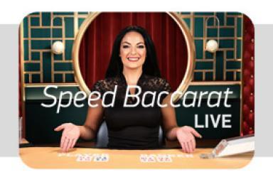 Schnell, schneller, Baccarat: NetEnt bringt Speed-Barccarat heraus