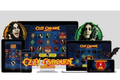 Ozzy Osbourne – neuer Slot von NetEnt!