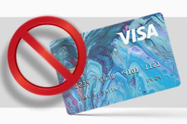 VISA war einmal: deutsche Spieler können die Zahlungsmethode nicht mehr nutzen