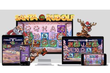 Weihnachtliche Slots 2019