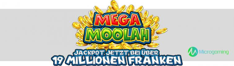 Mega Moolah Jackpot Rekord