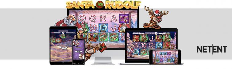 Santa ist böse auf Rudolf!