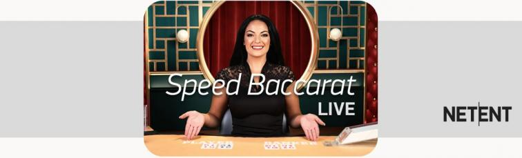 NetEnt live Baccarat