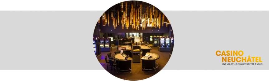 Casino Neuchatel