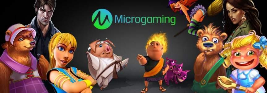 microgaming slot
